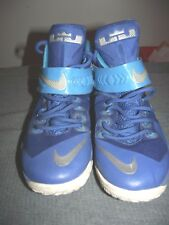 newest collection 6a01b e4123 2014 Nike Lebron Soldier VIII 8 Size 11- Game Royal Blue White - 653648 404