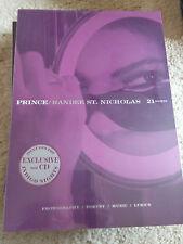 Prince - 21 Nights exclusive Live Session CD Indingo Nights London O2 + Buch NEU