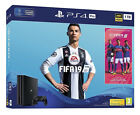 Sony PlayStation 4 Pro 1TB FIFA 19 Console Bundle - Jet Black