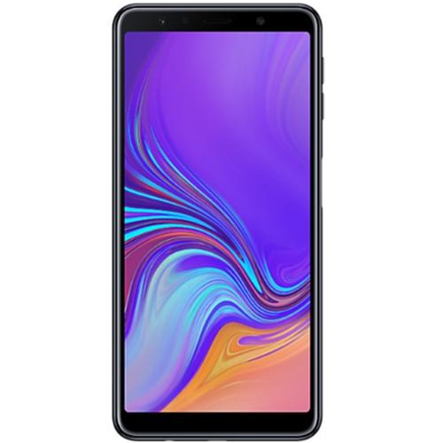 """SM-A750FZKUITV Samsung Galaxy A7 2018 SM-A750F 4+64GB 6.0"""" Black ITA"""