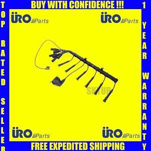 URO Parts 12121720529 Spark Plug Wire Set