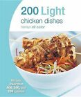 200 Light Chicken Dishes by Hamlyn (Paperback / softback, 2015)