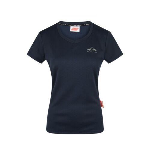T-shirt Femmes Berlin HV Polo Navy NEUF