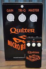 Quilter Labs MicroBlock 45 Pedal Size 45 Watt Amplifier Head