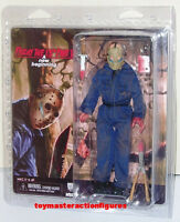 """NECA RETRO 8"""" FRIDAY THE 13th A NEW BEGINNING JASON VOORHEES FIGURE In Stock"""