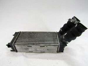 Details about 9656503980 RADIATOR INTERCOOLER HEAT EXCHANGER AIR/AIR  CITROEN C4 PICASSO 1 6 80