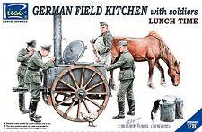 RIICh Models 1/35th Scale German Field Kitchen Kit No. 35045