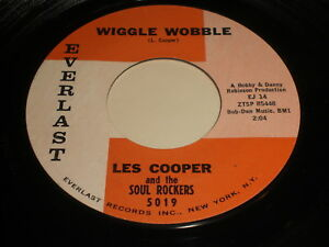 Les-Cooper-and-the-Soul-Rockers-Wiggle-Wobble-Dig-Yourself-45