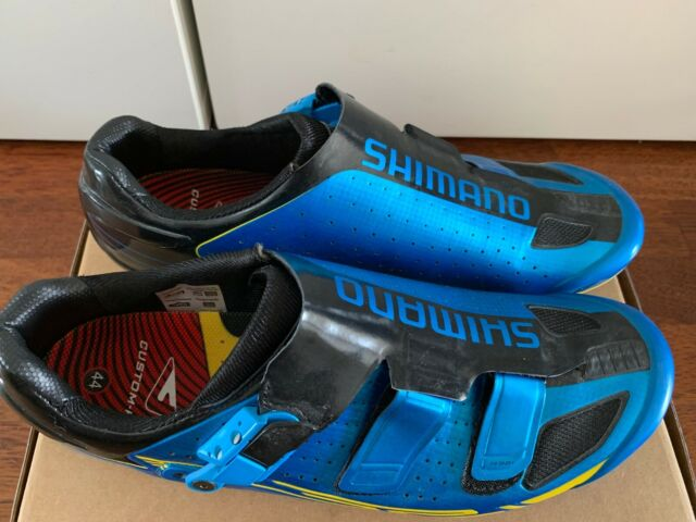 b298f265deb Shimano SH-R321 Road Shoes blue 44 road shoes | eBay