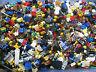 Lego 10 RANDOM MINIFIGURE LOT!  All Themes, Includes Headgear Great PARTY FAVORS
