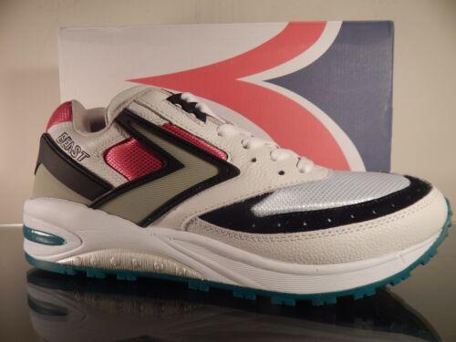 Héritage noir 1 Bête Chaussures De Brooks Homme Décontractées 171 Course Blanc dqFn7x