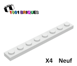 x4 LEGO 3460 Plate 1 x 8