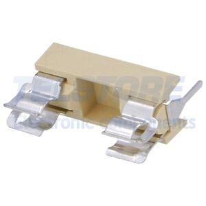 5pcs-Porta-fusibile-fusibili-a-tubo-Montaggio-PCB-5x20mm-30-85-C-TELSTORE