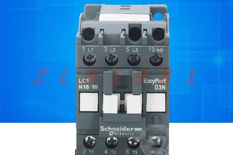 ONE NEW- Schneider Contactor LC1N1810B5N AC24V