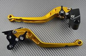 Paire leviers levier long CNC or Yamaha XTX XTR XT 660 R, X 2004-2017 04-17
