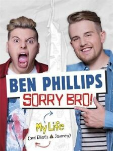 Sorry-Bro-Phillips-Ben-New-condition-Book