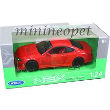 WELLY 22485 NISSAN SILVIA S15 200 SX RHD 1/24 DIECAST MODEL CAR RED
