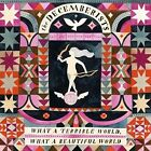 What a Terrible World, What a Beautiful World [Bonus Tracks] [LP] by The Decemberists (Vinyl, Jan-2015, 2 Discs, Capitol)