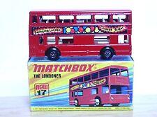 Matchbox Lesney No.17f The Londoner Daimler Fleetline Bus Type 'I1' Box (MINT!)