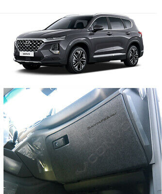 Korea DXSOAUTO Inside Anti Scratch Shield Felt Glove Box for Hyundai Tucson 2018