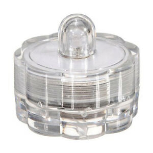 Led-Kerze-flackernd-Teelicht-LED-Wachs-Kerzen-Teelichter-Party-Deko-Wasserd-G6L6