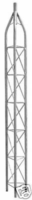 25G AMERICAN TOWER, ROHN TOWER STYLE-AME25, TOWER TOP, 9 foot, GENUINE OEM. Buy it now for 146.32