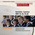 Bach: Kantaten zur Reformation, BWV 19, 50, 79 & 80 (CD, Mar-2012, Rondeau)