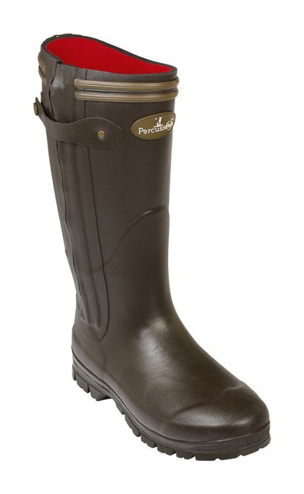 Percussion Rambouillet Full Zip Boots   Neoprene Lined