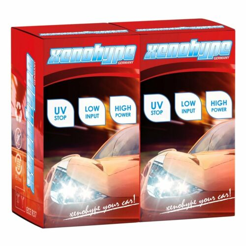 Xenon Look Fernlicht HB3 für OPEL Zafira Bj 99 Birnen Lampen Ultra