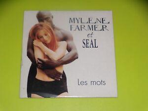 CD-SINGLE-MYLENE-FARMER-amp-SEAL-LES-MOTS-2001