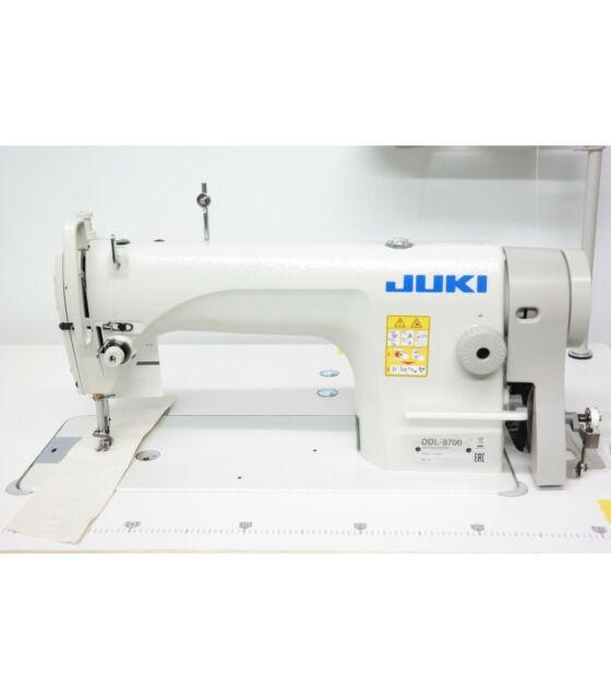 a60d6a4515d Juki DDL-8700 Straight/Lock Stitch Industrial Sewing Machine with Servo  Motor