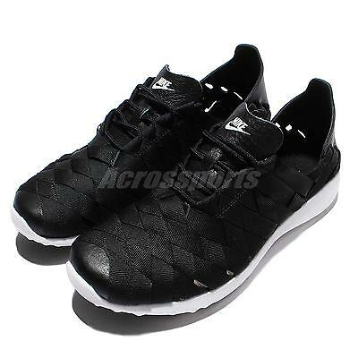 Wmns Nike Juvenate Woven NSW Black White Womens Casual Shoes Sneakers 833824-001