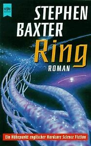 Ring-by-Baxter-Stephen-Book-condition-good