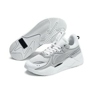 Details about New Puma RS-X Softcase (36981902) - White, Running Shoes  Athletic Sport Sneakers
