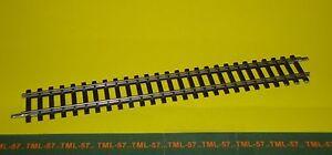 Voie-HORNBY-ACHO-Rail-Droit-Ref-7500-long-219-mm-Bon-etat-Pas-de-casse