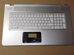 clavier ordinateur hp blanc