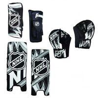Youth Goalie Hockey Pads Kit Starter Set Kids New Equipment Pads Gloves Blocker