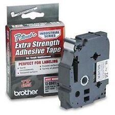 Brother TZES141 TZS141 PTouch Label Tape P-Touch TZES-141 TZS-141 12//PK.