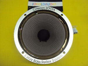 Criterion-2001A-8-OHM-Woofer-Part-21-93001HW-Tested-Needs-Refoaming