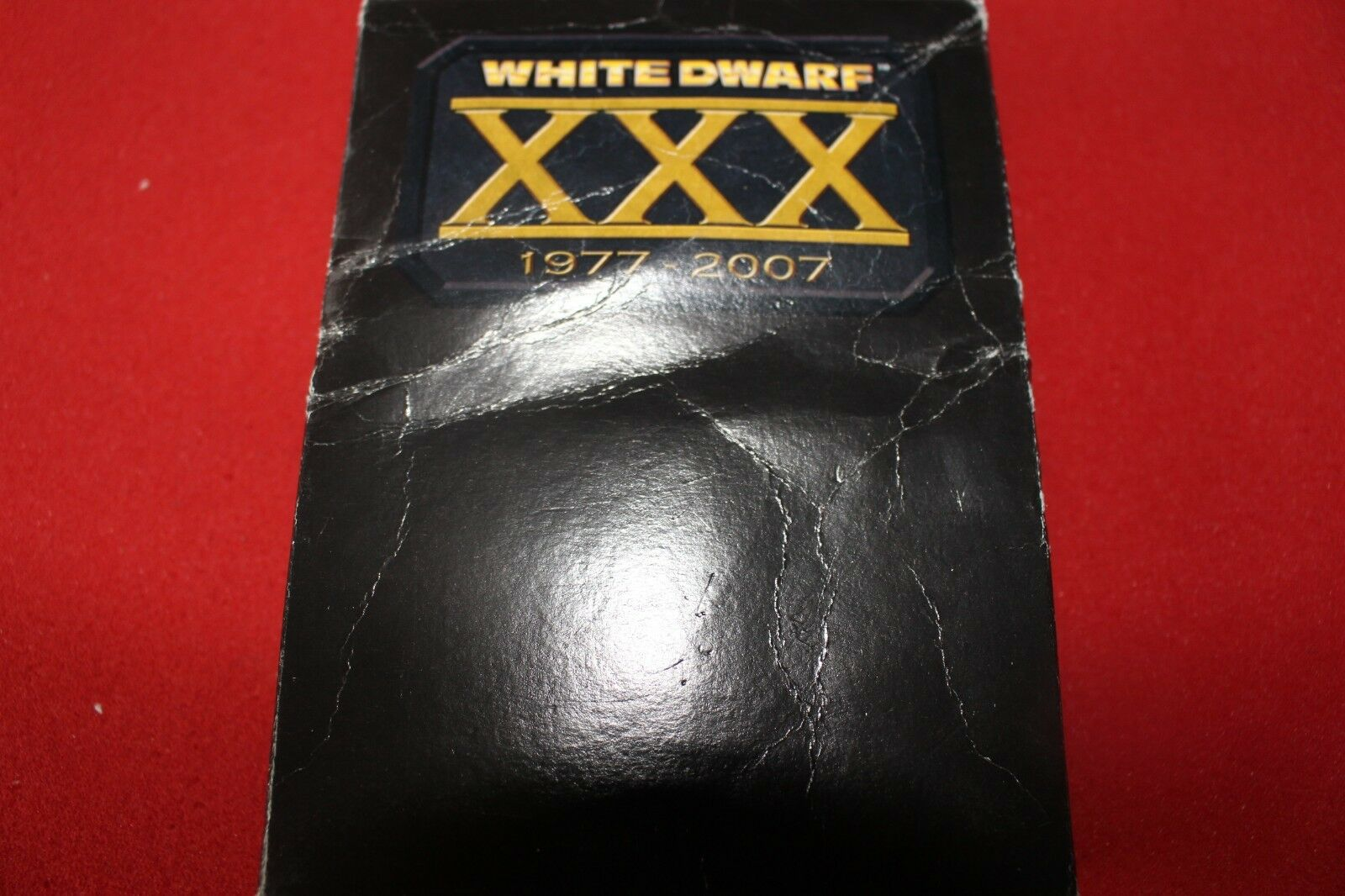 Games Workshop WARHAMMER WHITE DWARF XXX ANNIVERSARIO COFANETTO 1977 2007 30 ANNO