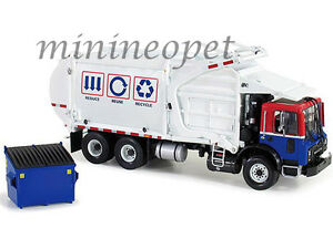 FIRST-GEAR-10-3993-MACK-TERRAPRO-WITH-WITTKE-FRONT-LOAD-TRASH-REFUSE-TRUCK-1-34