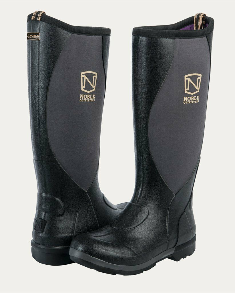 Noble Outfitters vrouwnen's Muds Stay Cool High laarzen 8.5 42.5