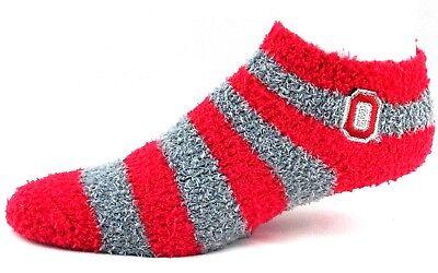 Miami of Ohio NCAA Ladies Marquee Fuzzy Sleep Socks One Size Fits Most