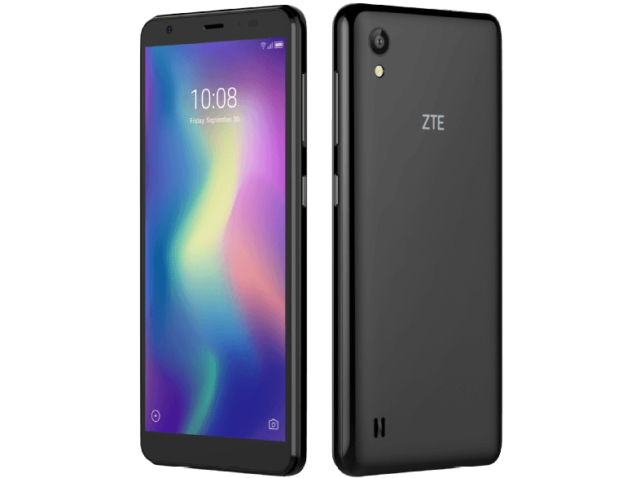 ZTE Blade A5 16 GB Schwarz Dual SIM