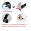 thumbnail 2 - Smart Watch Band Sport Activity Fitness Tracker Fit bit Android iOS Heart Rate