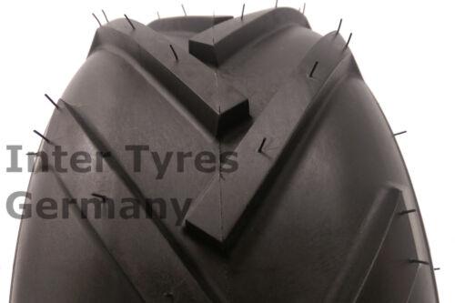 1x 13x5.00-6 S7123 NaRubb 13x5-6 4PR AS Reifen für Rasentraktor Aufsitzmäher