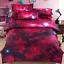 Galaxy-3D-Bedding-Set-Cotton-Doona-Duvet-Quilt-Cover-Pillowcase-Twin-Queen-Size miniature 2