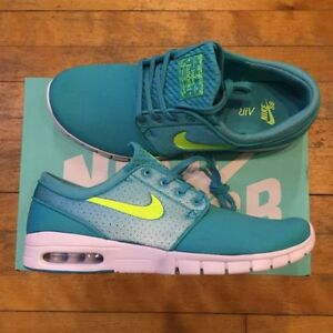 Nike Air Cactus Shoes Size 9.5 Stefan Janoski Max - Brand New In Box!!