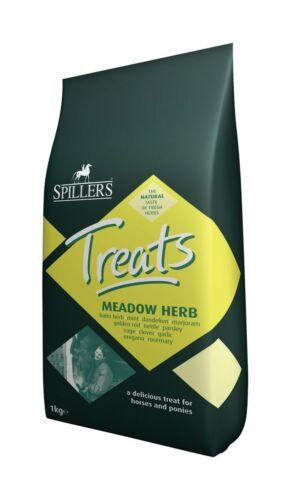 Spillers Treats Meadow Herb 3.5kg x 4Bulk offer BARGAIN !