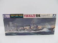 MES-44694Aoshima 01506 1:700 Yukikaze Bausatz geöffnet,augenscheinlich komplett